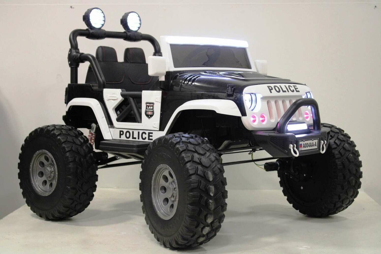 Детский электромобиль A004AA-А Police с дистанционным управлением