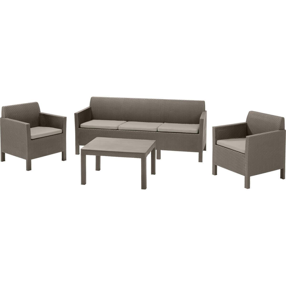 Комплект мебели Orlando 3 seater