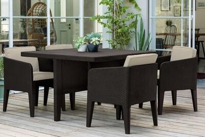 Комплект мебели Columbia 5 предметов
