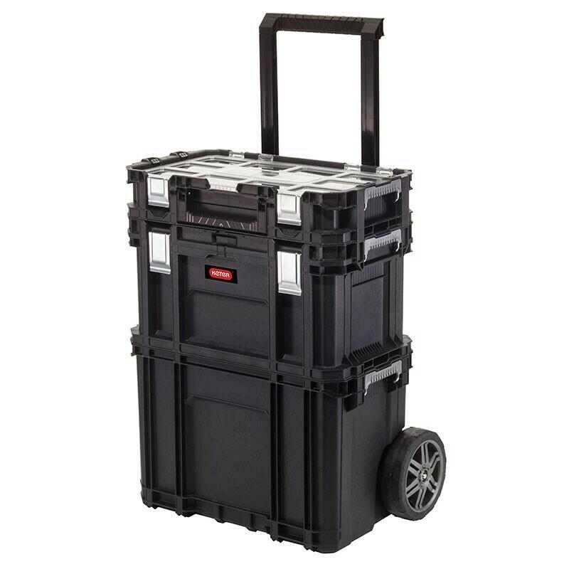 Ящик для инструментов  Smart Rolling Workshop Set