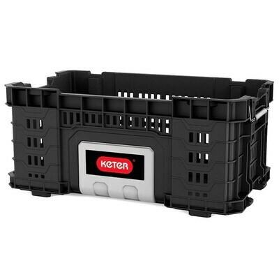 Пластиковый ящик для инструментов 22 дюйма Gear Crate