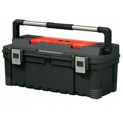 Ящик для инструментов 26 дюймов Hawk With Organizer
