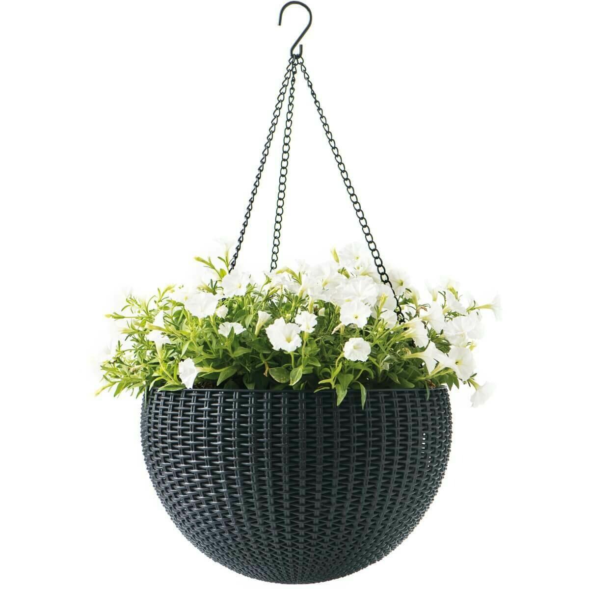 Кашпо подвесное Hanging Sphere