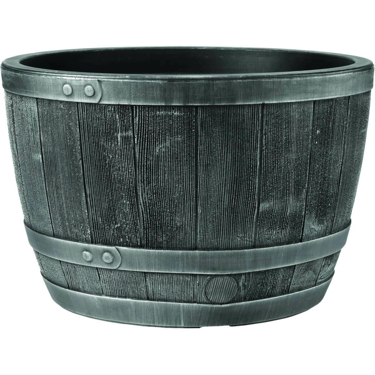 Кашпо Blenheim Half Barrel 61