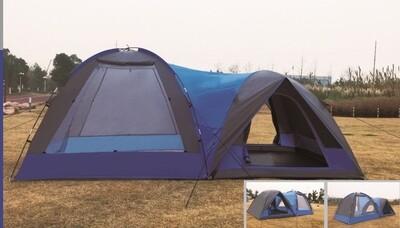 Палатка туристическая четырехместная