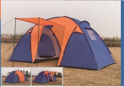 Палатка туристическая шестиместная