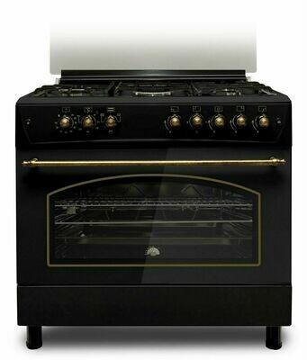 Комбинированная кухонная плита