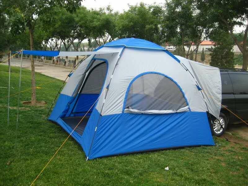 Палатка для автомобиля Пятиместная