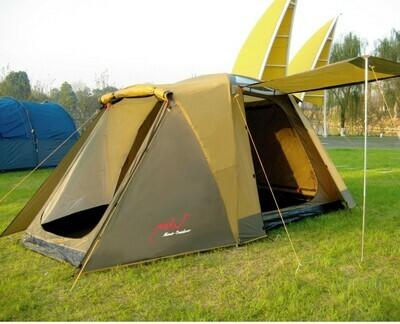 Палатка высокого качества Шестиместная