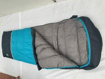 Спальный мешок пуховый