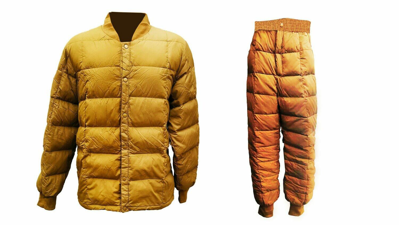 Мужская пуховая куртка и штаны