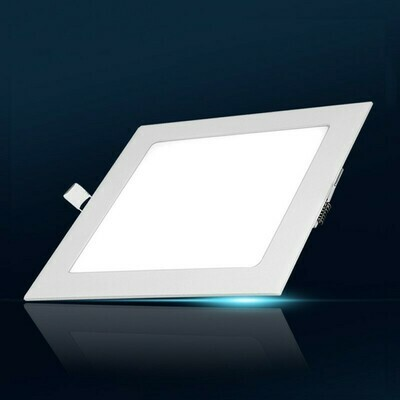 Встраиваемый светильник квадратный