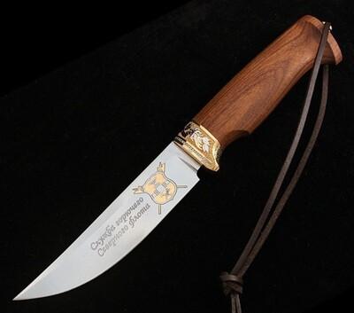Подарочный нож Люкс