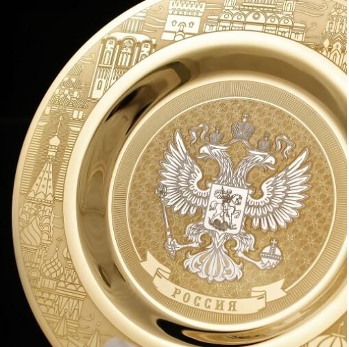 Тарель, коллекция Россия