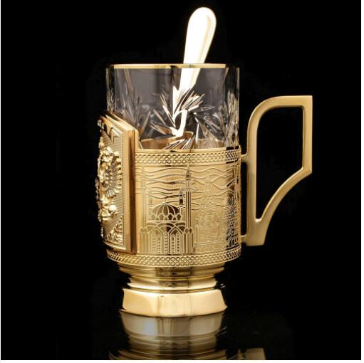 Чайный набор, коллекция Россия