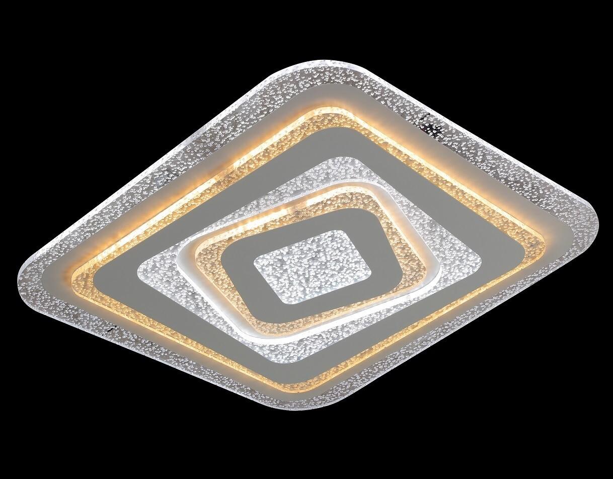 Светодиодная акриловая  люстра