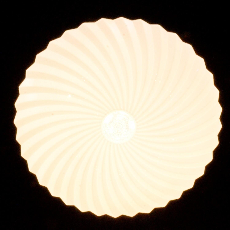 Плафон светодиодный круглый, 45W
