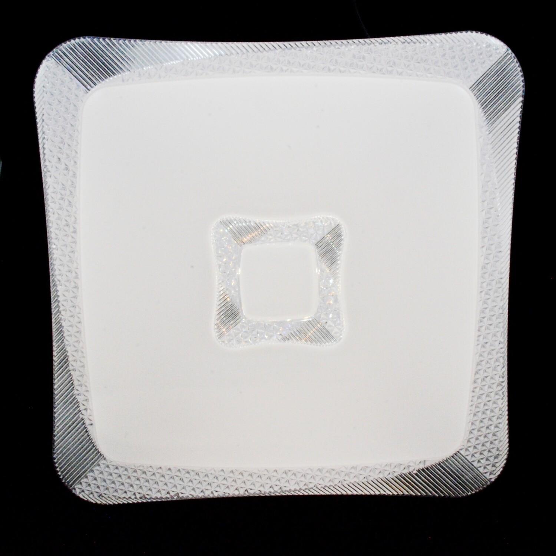 Плафон светодиодный квадратный, 70W