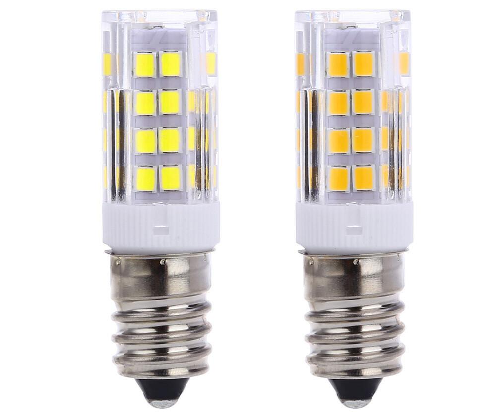 LED лампа для холодильника, с цоколем Е14