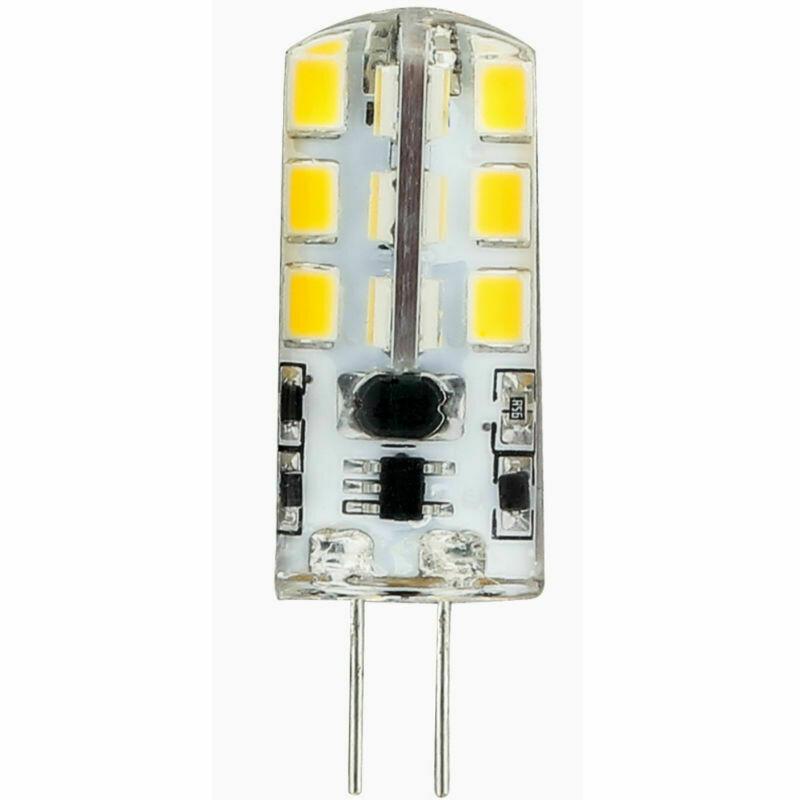 LED светильник с цоколем G4