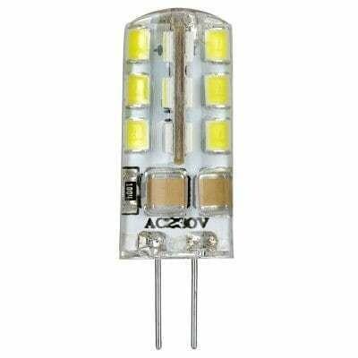 LED светильник с цоколем G4 2W