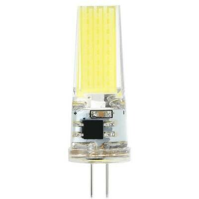LED светильник с цоколем G4 3W СОВ