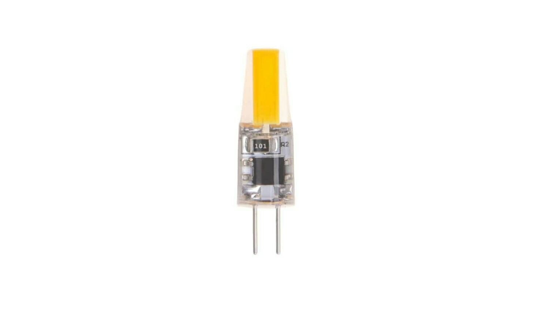 LED светильник с цоколем G4 2W СОВ1505