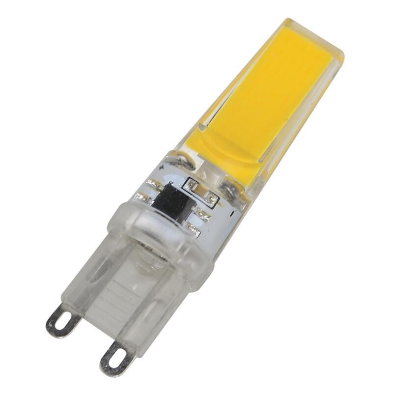 LED светильник с цоколем G9 5W СОВ
