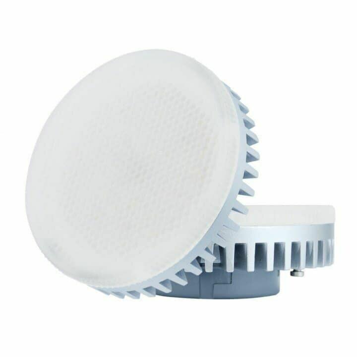 LED светильник  с цоколем Gu 5.3 8W