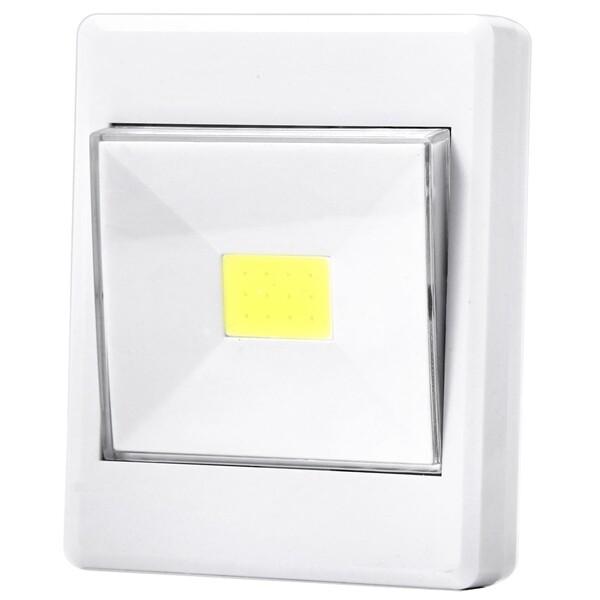 Светильник выключатель диодный