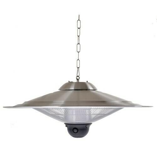 Уличный инфракрасный обогреватель с лампой