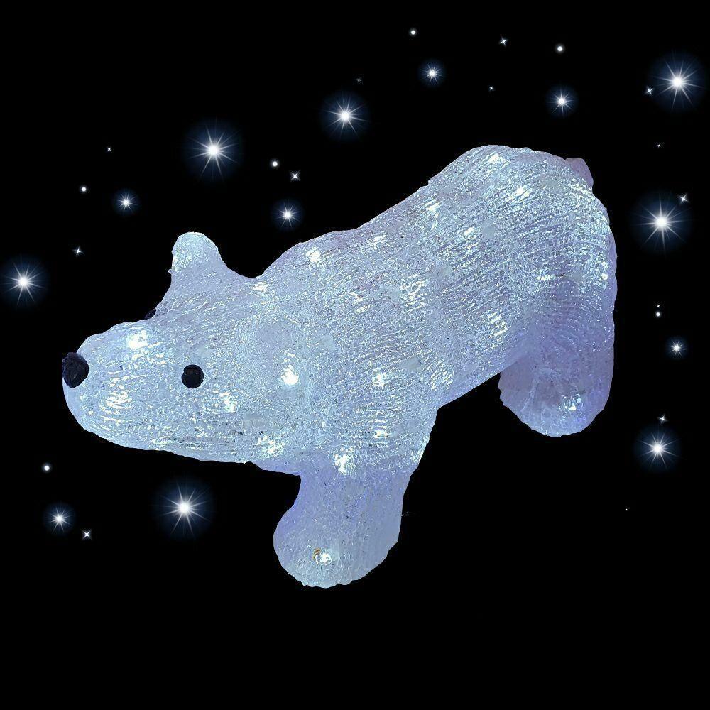 Светодиодный Медведь