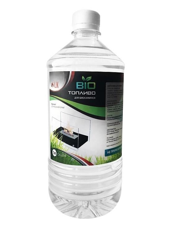 Биотопливо для камина 1л