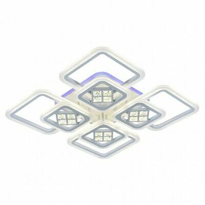 Потолочная светодиодная люстра с пультом