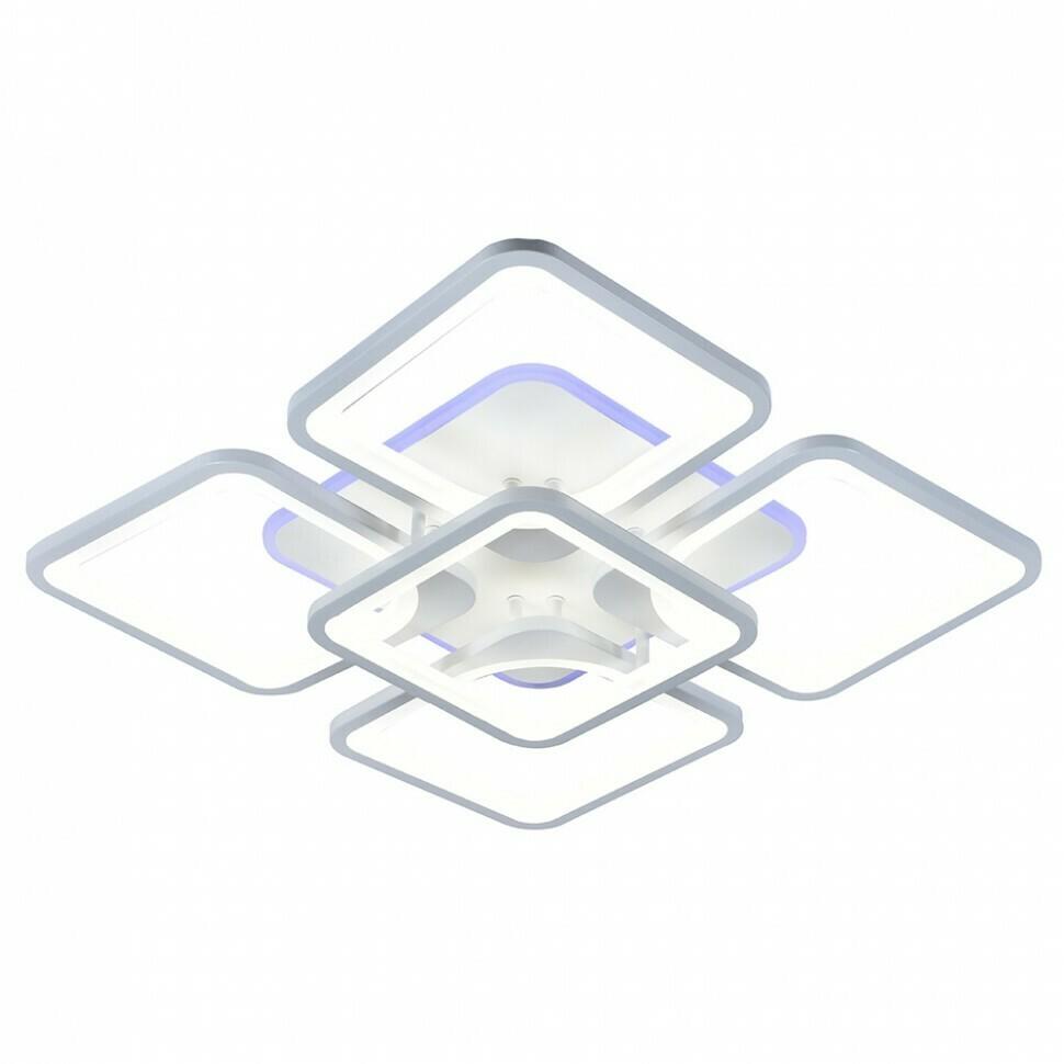 Светодиодная люстра 4+1
