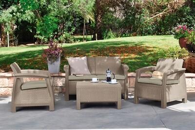 Комплект садовой мебели Corfu II Set