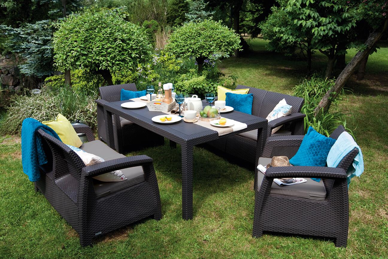 Комплект мебели Corfu fiesta