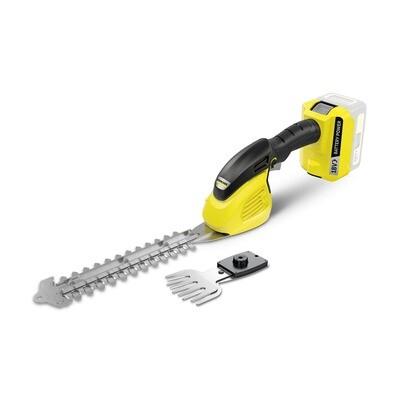 Аккумуляторные ножницы для травы Karcher GSH 18-20