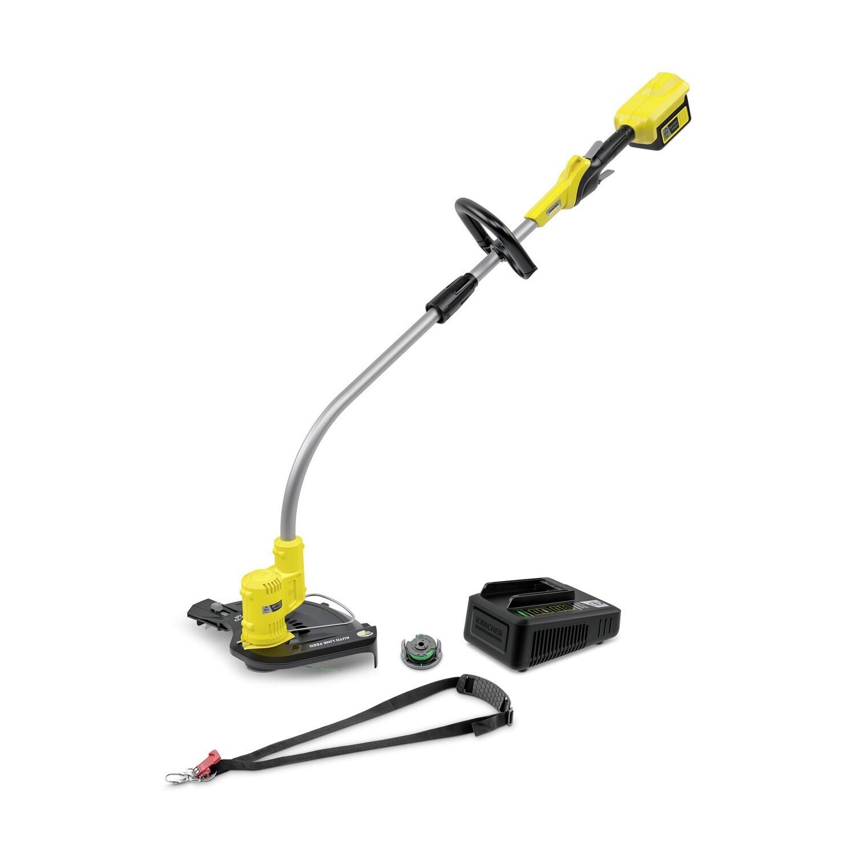Аккумуляторный триммер для стрижки газона LTR 36-33 с аккумулятором