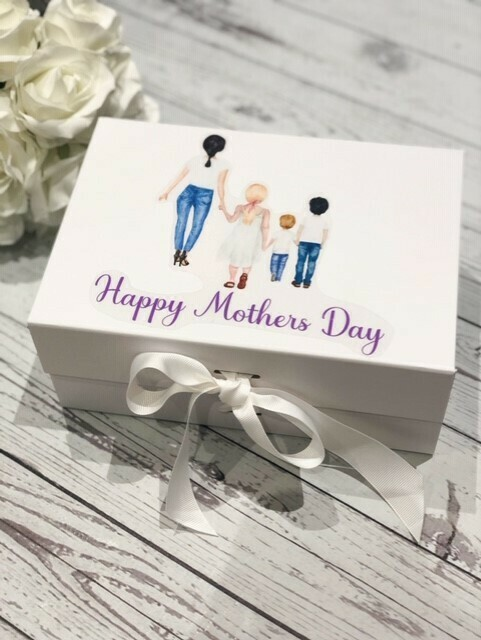 Mothers Day Luxury Gift Box