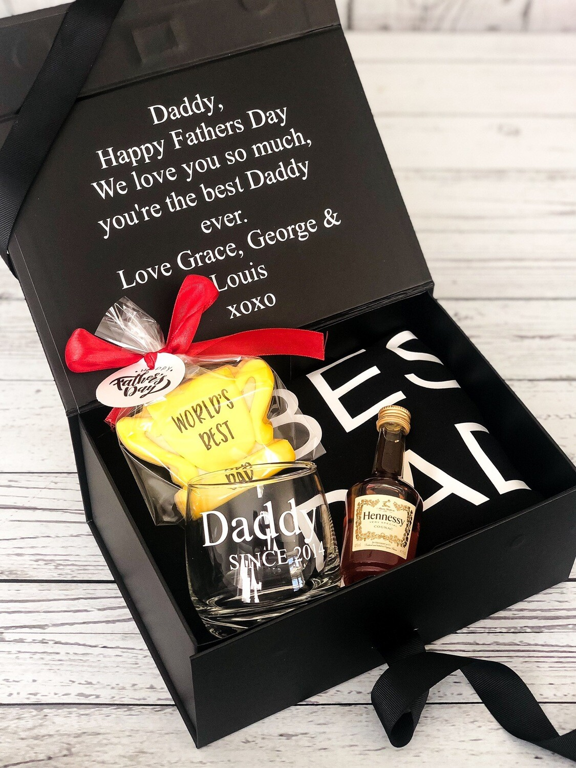 Fathers Day Gift Box