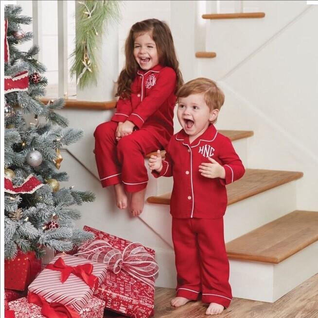 Christmas Pyjamas (Pre Order For December Dispatch)