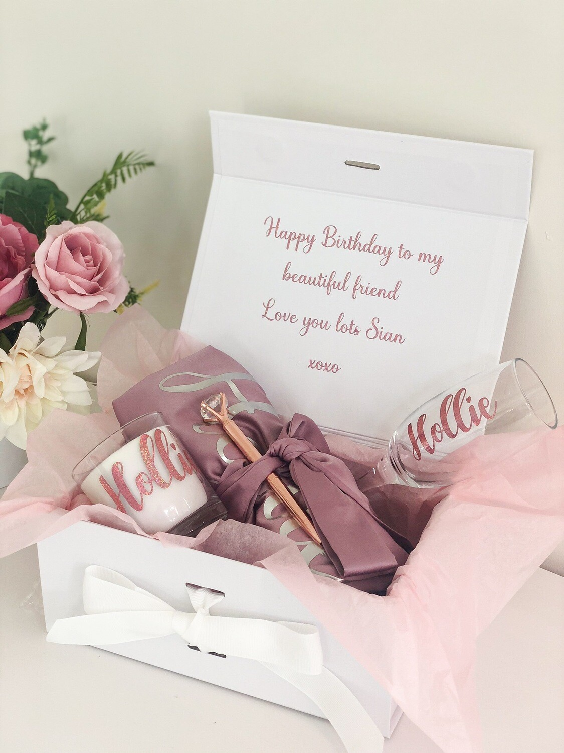 Filled Gift Box