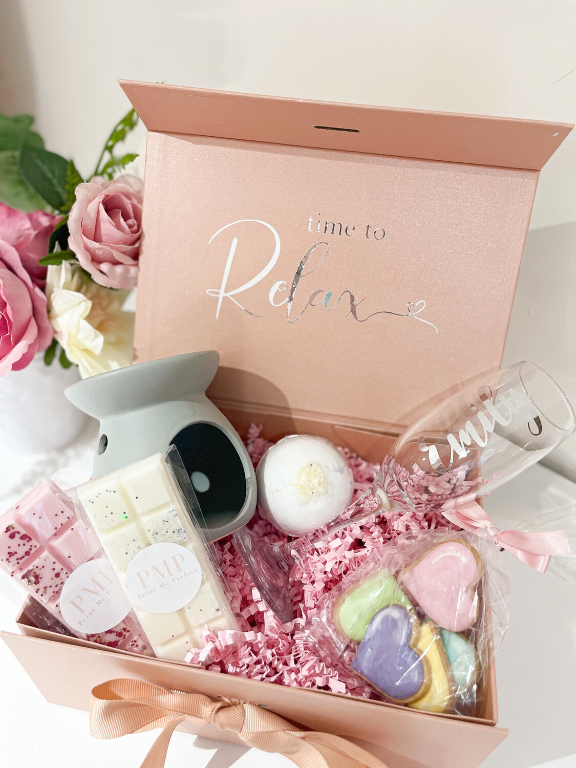 Time To Relax Gift Box