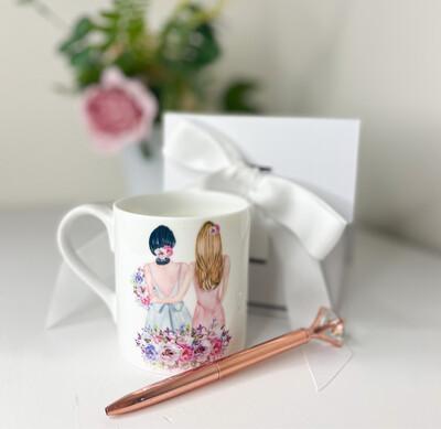 Bridesmaids Luxury Gift Box