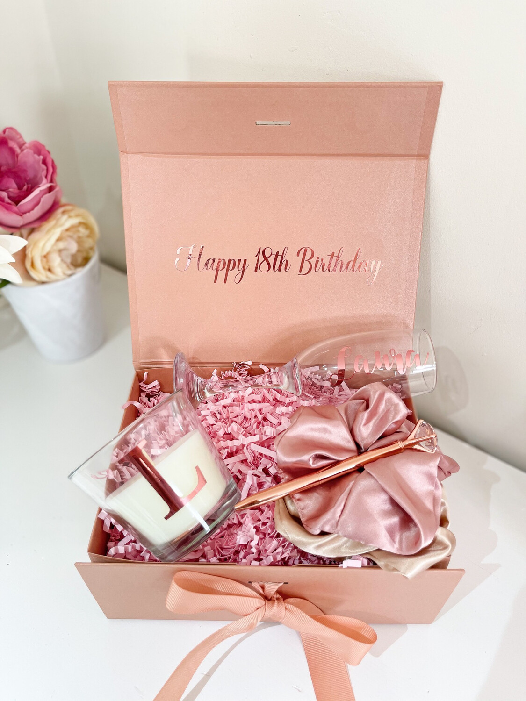 Luxury Scrunchie Gift Box
