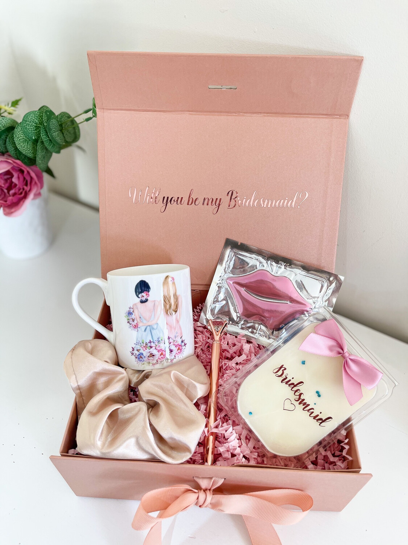 Deluxe Bridesmaid Proposal Box