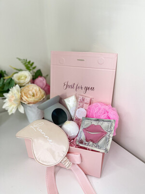 Personalised Pamper Gift Box
