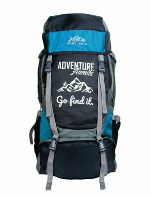 Mount Track Adventure 55 Ltrs Rucksack, Hiking backpack