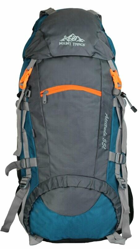 Mount Track 55 Ltrs Rucksack, Hiking & Trekking Backpack